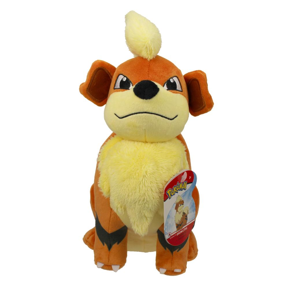 Pokémon Peluche Growlithe