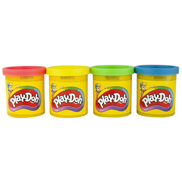 Play Doh Mini Empaque X4