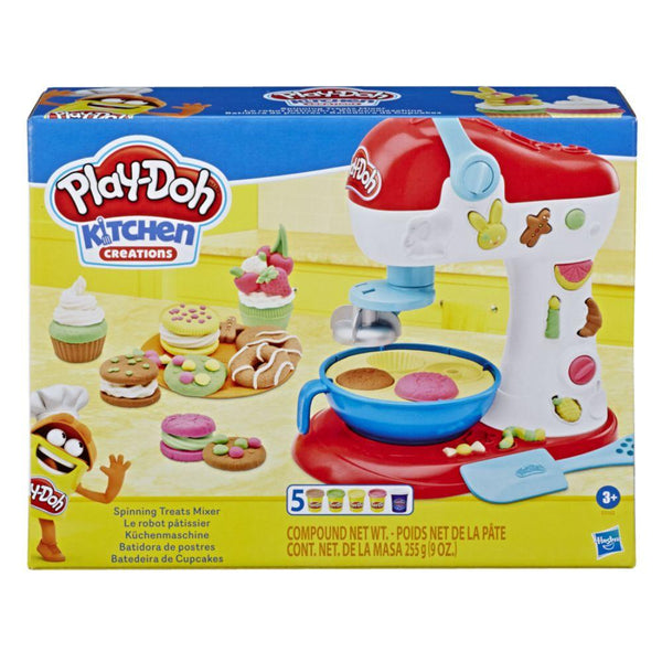 Play Doh Kitchen Creations Batidora De Postres