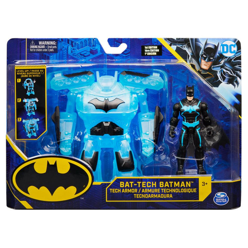 Batman Bat-Tech-Transformable