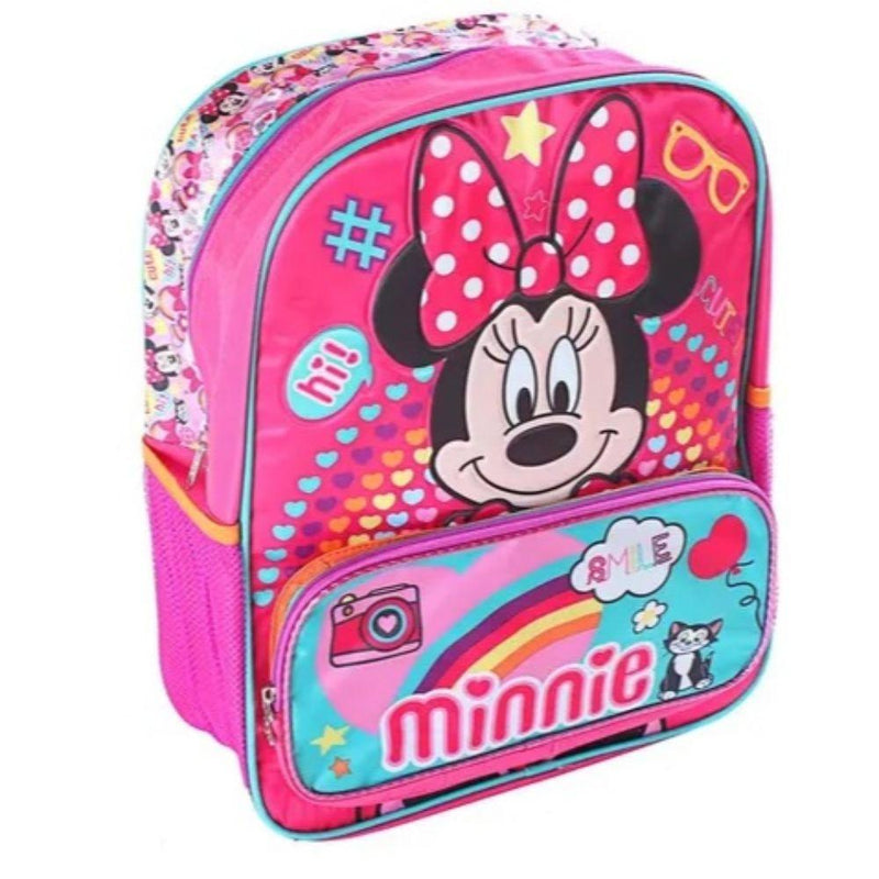 Morral Kinder Disney Minnie Mouse Fucsia