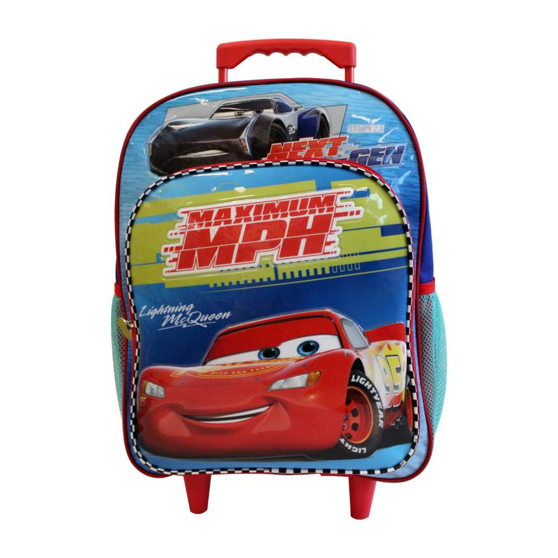 Morral Primaria Disney Cars Maximun Mph