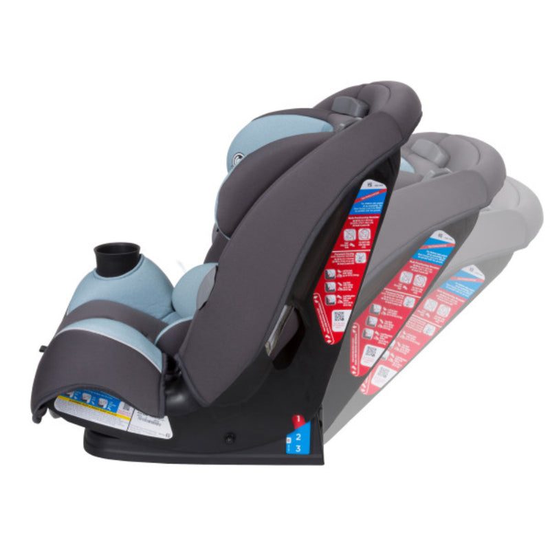 Safety 1 St® Continuum 3-In-1 Silla Para Carro Stone Blue ll Safety - CC137EJJ_006