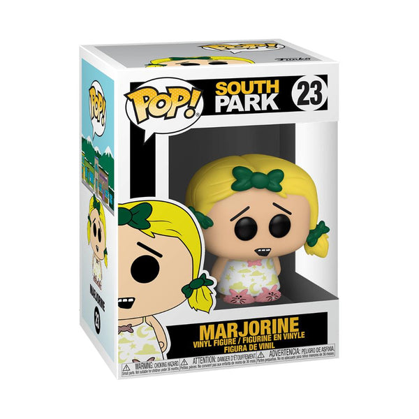 Pop Animation: South Park Butter As-Marjorine