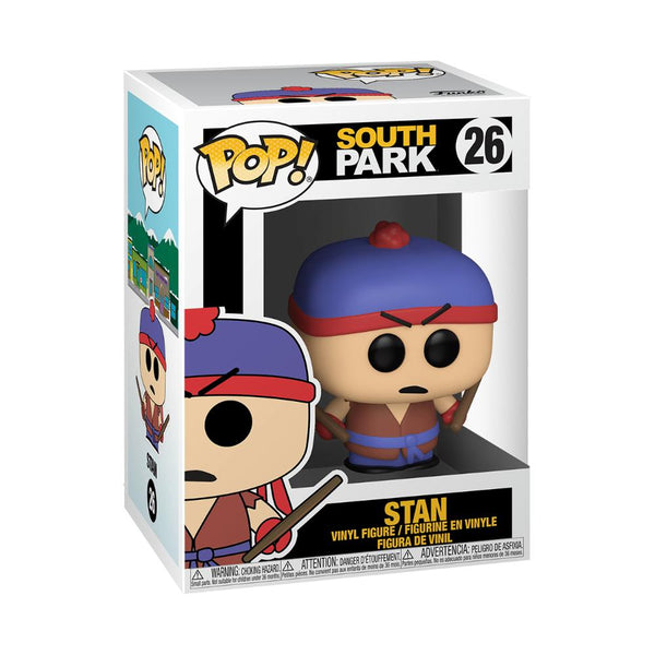 Pop Animation: South Park Shadow Hachi Stan
