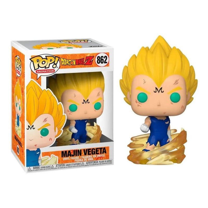 Pop Animation: Dragon Ball Z - Majin Vegeta