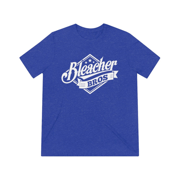 Bleacher Brothers-Diamond Unisex Tri-blend Tee