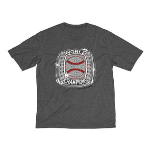 World Champions Ring Men's Heather Dri-Fit Tee