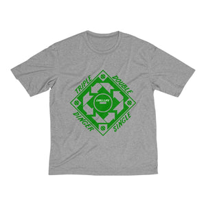 TheCycle Men's Heather Dri-Fit Tee
