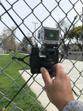 Action Camera (GoPro) Back Stop Fence Mount