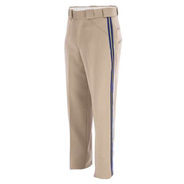 CHP Uniform Pants with Braid