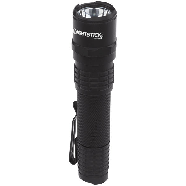 NIGHTSTICK® 320 Lumens Rechargeable Flashlight