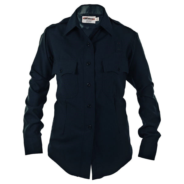 LAPD Women's Long Sleeve 100% Wool Shirt