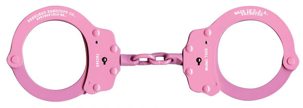 Pink Chain Link Handcuff
