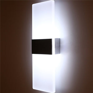 Modern Luminaria Led Wall Lamp