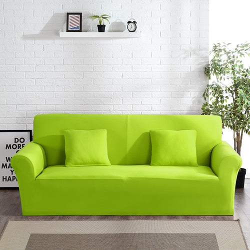 Abby Lime Sofa Cover