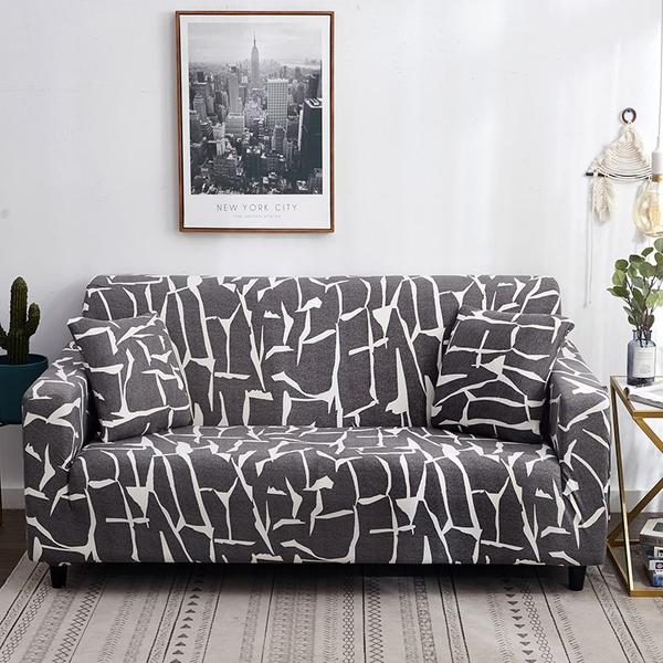 Rhett Grey Sofa Cover
