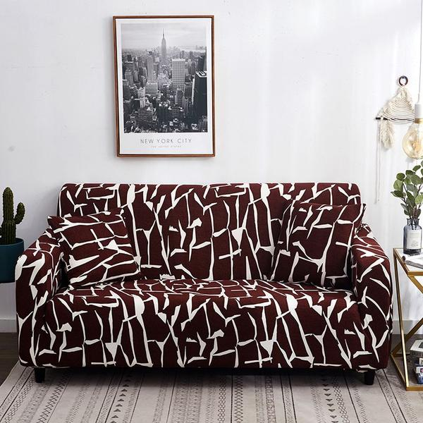 Rhett Coffee Sofa Cover