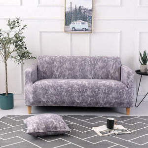 Mist Grey Sofa Cover