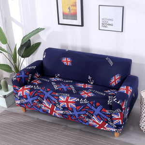 Union Jack Sofa Cover