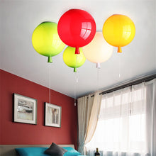Load image into Gallery viewer, Nordic Color Balloon Hanging Ceiling Lamp