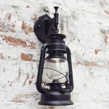 Load image into Gallery viewer, Vintage Lantern Style Wall Mount Lamp