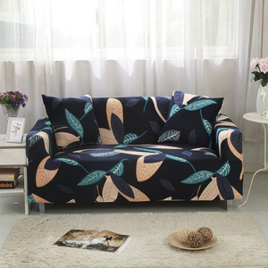 Verity Blue Sofa Cover
