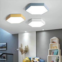 Load image into Gallery viewer, Hex Ceiling Light