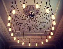Load image into Gallery viewer, Nordic Spider Industrial Pendant Lamp