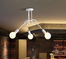 Load image into Gallery viewer, Modern Industrial Loft Chandelier