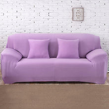 Load image into Gallery viewer, Abby Plain Colour Sofa Cover