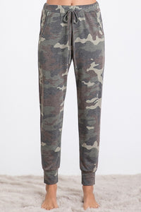Camo Joggers CLEARANCE