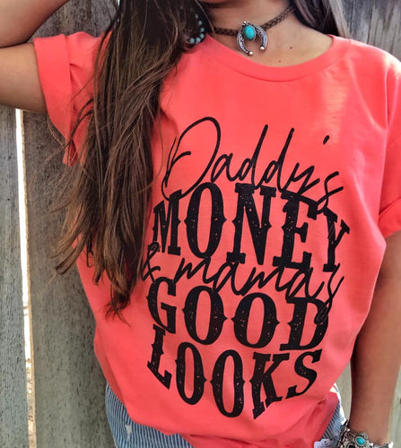 Daddy's Money Unisex Shirt