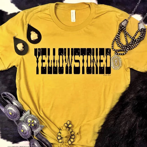 Yellowstoned Unisex Shirt