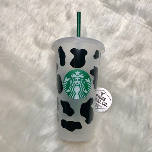 Cow Pattern - Cold Cup