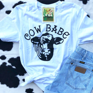 Cow Babe Unisex Shirt