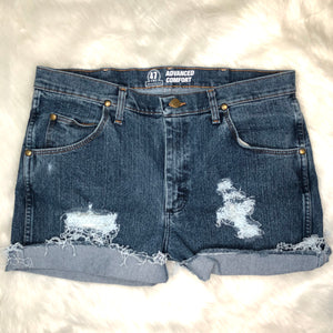 "Vintage Rodeo Shorts #17 - (36"")"