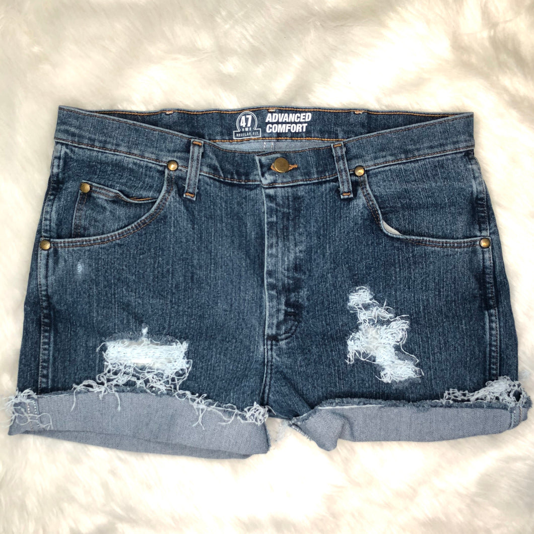 Vintage Rodeo Shorts #17 - (36
