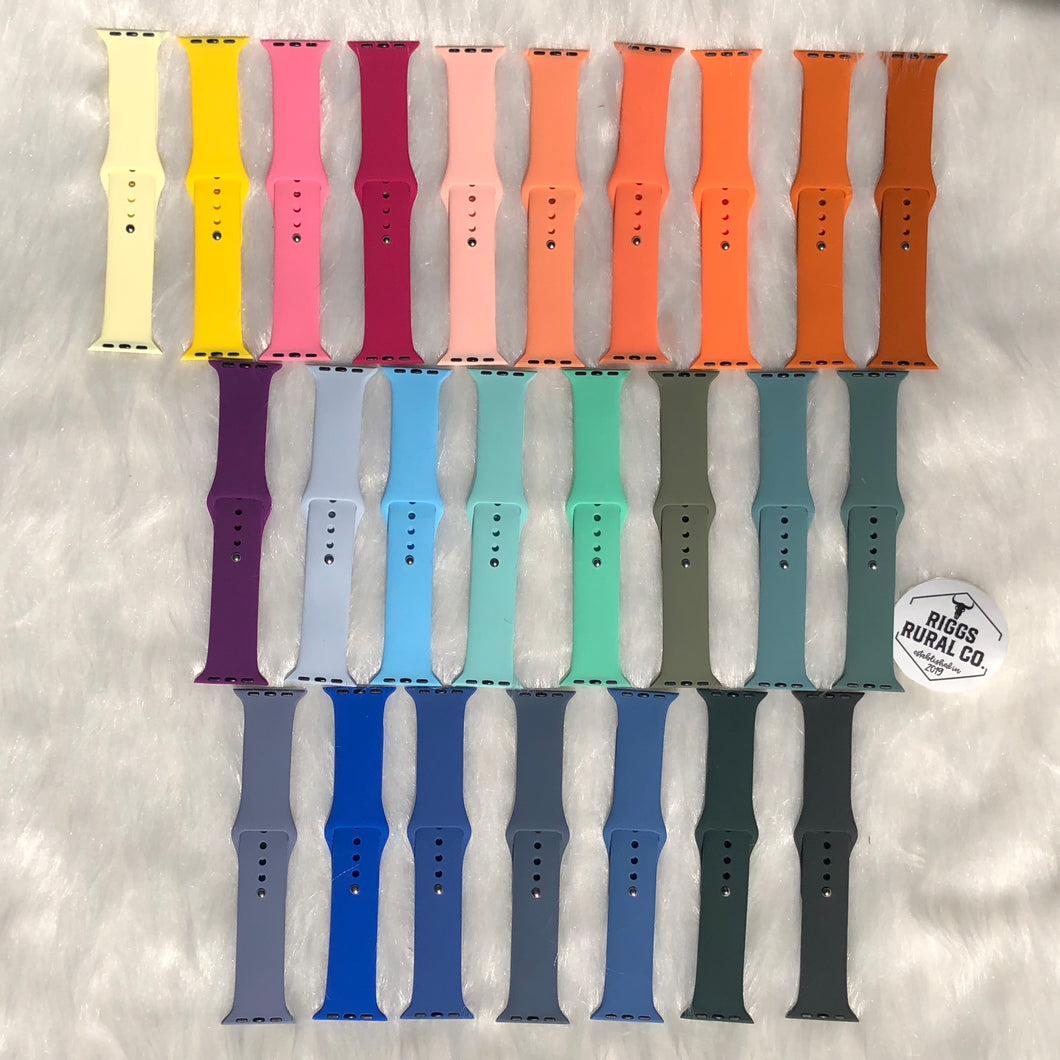 Watch Band - M/L Wrist Size Colors 41-65