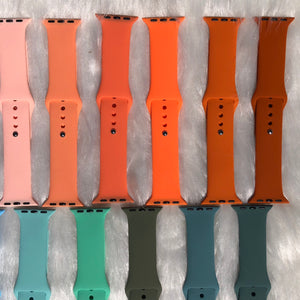 Watch Band - S/M Wrist Size Colors 41-65