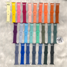 Load image into Gallery viewer, Watch Band - M/L Wrist Size Colors 41-65