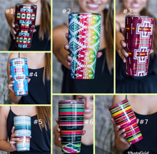 Load image into Gallery viewer, Aztec Tumblers
