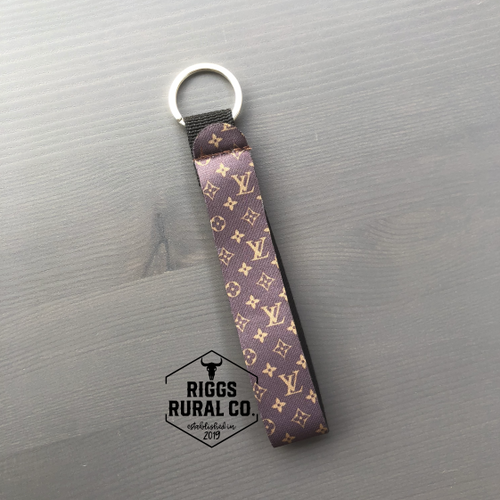 Inspired Key Fob Keychains