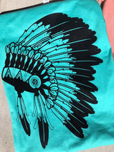Load image into Gallery viewer, Bright Headdress Unisex Shirt