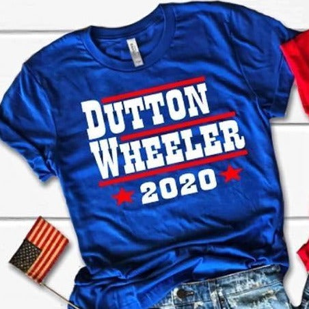 Dutton Wheeler 2020 Unisex Shirt