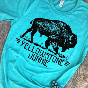 Yellowstone Junkie Unisex Shirt