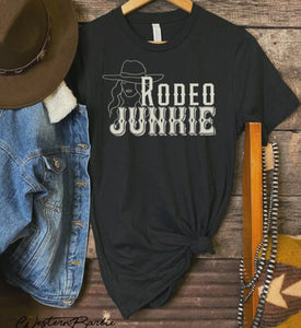 Rodeo Junkie Unisex Shirt