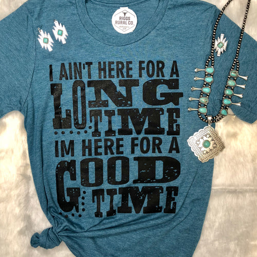 Good Time Unisex Shirt