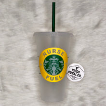 Load image into Gallery viewer, Nurse Fuel - Cold Cup