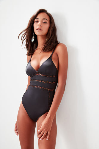 Marjorie Mesh One Piece Swimsuit - Olyssia™ Online